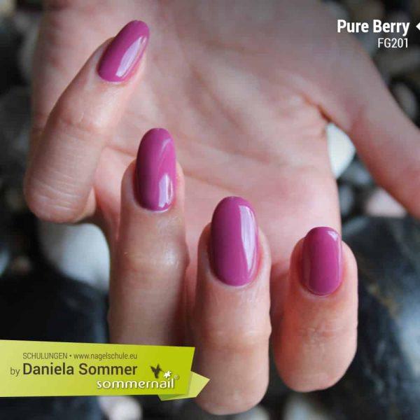 Farbgel Pure Berry