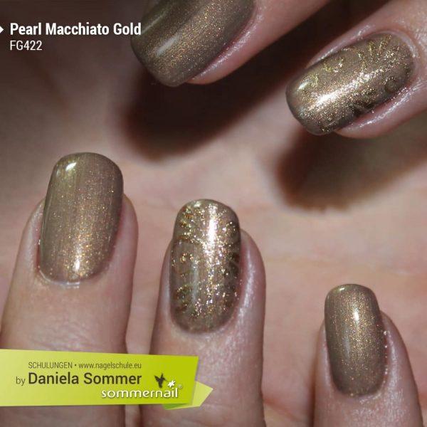Pearl Macchiato Gold