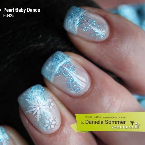 Farbgel Pearl Baby Dance