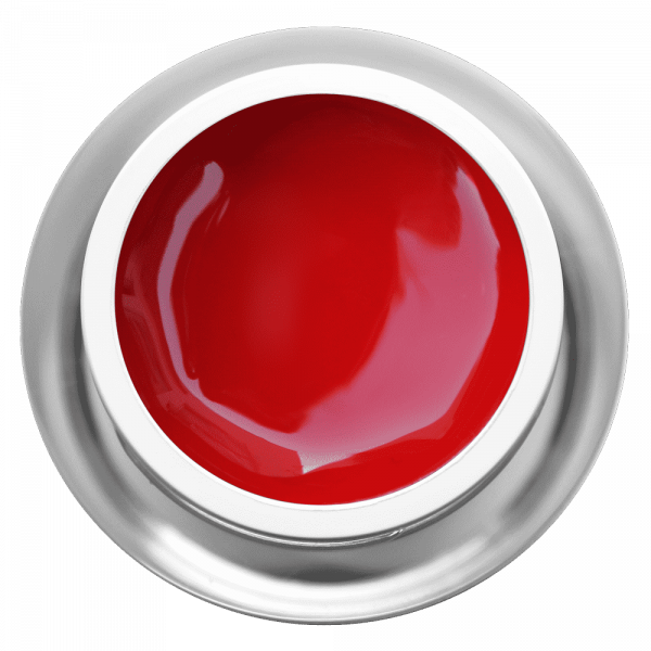 Farbgel Pure Red