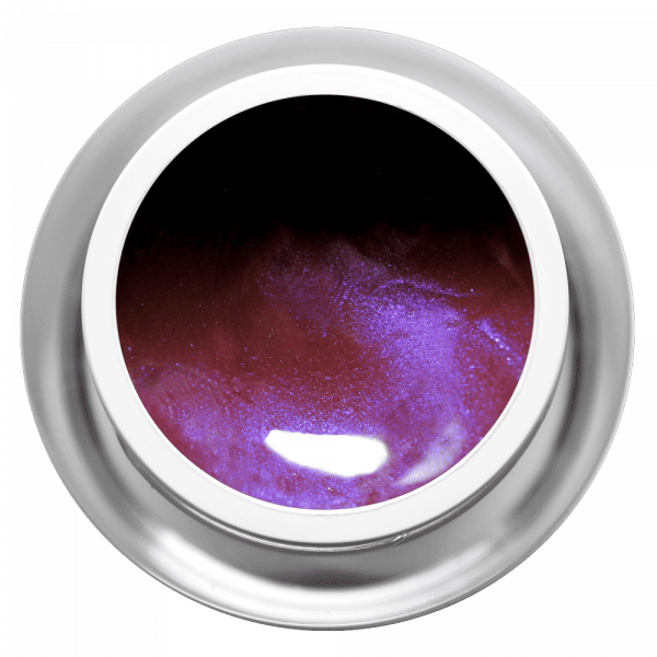 Farbgel Pearl Midnight Lilac