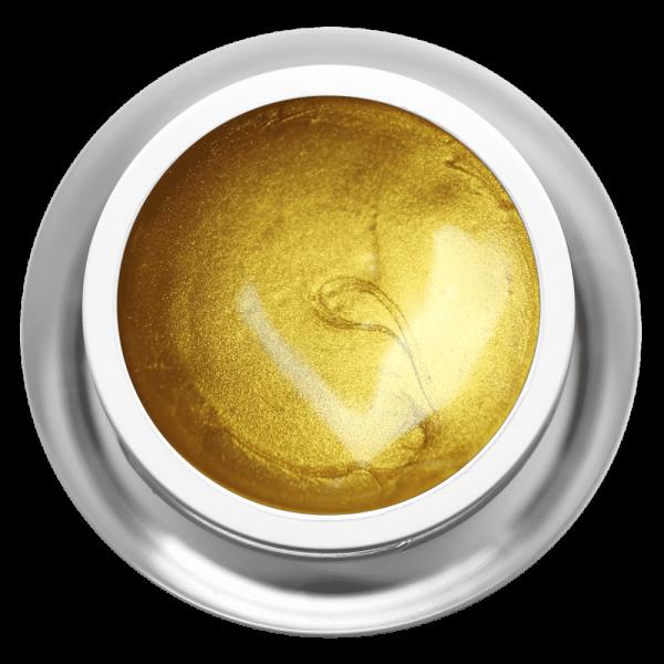Farbgel Pearl Gold
