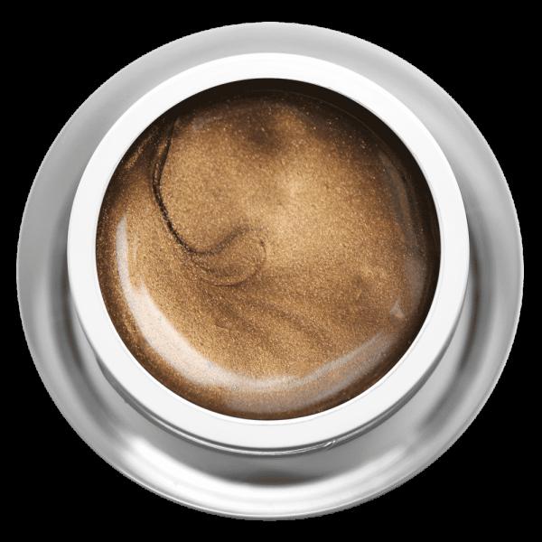Farbgel Bronze Braun