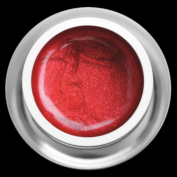 Farbgel Glimmer Copper Red