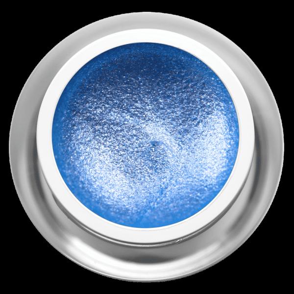 Farbgel Glimmer Ice Blue