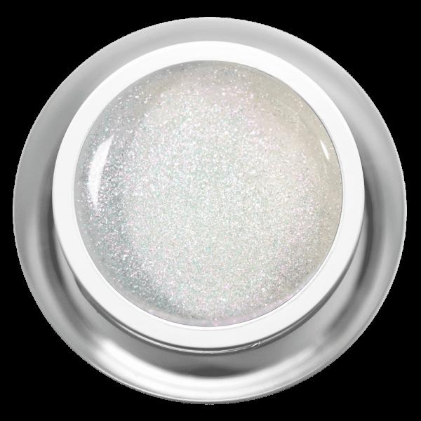 Farbgel Glimmer Illusion White