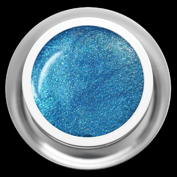 Farbgel Glimmer Ocean