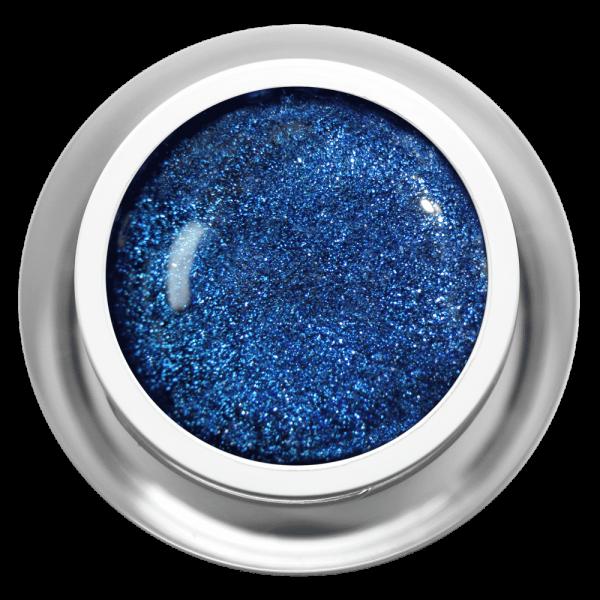 Farbgel Glimmer Petrol