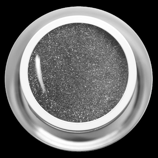 Farbgel Glitter Silver