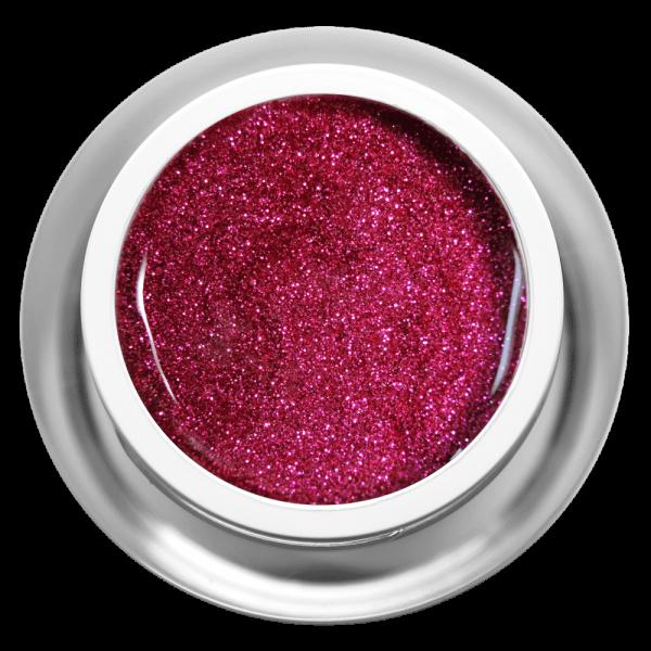 Farbgel Glitter Crystal Pink