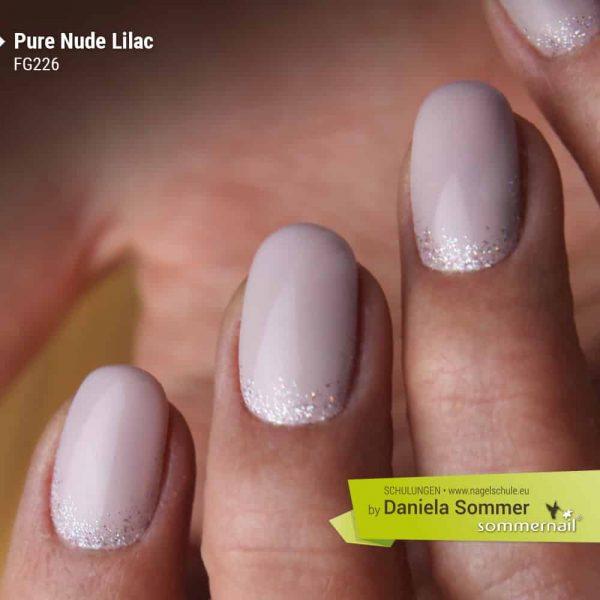 Farbgel Pure Nude Lilac