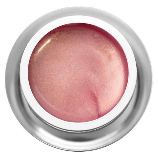 Farbgel Pearl Gold Rose