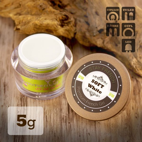 French Soft White 5g